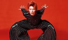 Bowie ai tempi di Ziggy Stardust